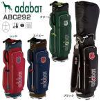 アダバット adabat メンズ スーパーライト イノベーション キャディバッグ ABC292