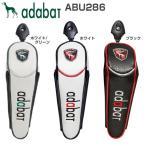 8%OFFクーポン発行中 アダバット adabat ユーティリティ用ヘッドカバー ABU286