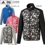 アディダス adidas メンズ ゴルフウェア JP CP ウルトラライトニット スウェット ジオプリント ジャケット CCI26 2016年秋冬モデル