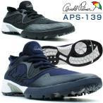 今日なら500円引きクーポン発行中 アーノルドパーマー メンズ スパイクレス ゴルフシューズ APS-139