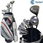 777円引きクーポン配布中 クリーブランドゴルフ ゴルフフルセット BOX SET 2012 カーボンシャフト仕様 キャディバッグ付