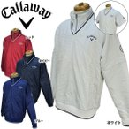 キャロウェイ ゴルフ メンズウェア 氷山プリント 4WAY 中綿ブルゾン 241-6210510