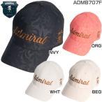 アドミラル ゴルフ メンズ エンボスボタニカル キャップ ADMB707F