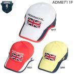 アドミラル ゴルフ メンズ 機能メッシュ キャップ ADMB711F