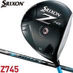 スリクソン SRIXON Z745 ドライバー ATTAS ロックスター6 シャフト