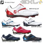 フットジョイ メンズ ゴルフシューズ EXL Boa 2016年