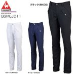 今日なら500円引きクーポン発行中 ルコック メンズ ゴルフウェア コンパクトアーガイル ロングパンツ QGMLJD11