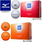 ミズノ ゴルフボール D201 1ダース(12球入り) 5NJBD227