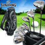送料無料 スポルディング 2016モデル ツアープログラインド NP-02 メンズゴルフ 10本セット キャディバッグ付