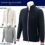 ショッピングセーター トミー ヒルフィガー ゴルフ メンズウエア ケーブル ジップアップ ニットセーター THMA891 2018年秋冬モデル M-LL