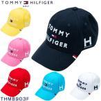 トミーヒルフィガー ゴルフ キャップ トリプルロゴキャップ THMB903F