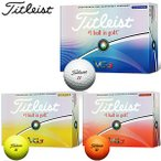 タイトリスト Titleist VG3 ゴルフボール