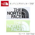 THE NORTH FACE �����Ρ����ե����� ���ƥå���  ���åƥ����ƥå��� TNF�� CUTTING STICKER ���� �����롡���åƥ���