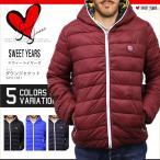 SWEET YEARS スウィートイヤーズ 軽量 中綿ジャケット リバーシブル アウター ダウン SY50008SL 正規品 本物保証