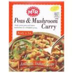 Yahoo! Yahoo!ショッピング(ヤフー ショッピング)グリンピースとマッシュルームのカレー PeasMushroom Curry 300g