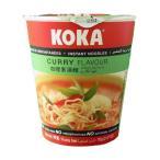菜食 カップ麺(カレー味) KOKA 70g No MSG 中一素食店