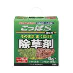 除草剤 こっぱS微粒剤 3kg レインボー薬品