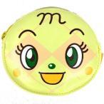 アンパンマン 小物入れ メロンパンナ 111787 アンパンマンの顔型のかわいいポーチ!