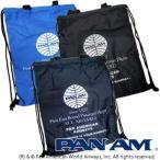 PAN AM パンナム 3WAYナップサック 505036(je1a381) 1点のみメール便OK