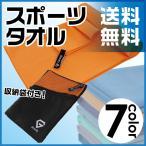 GronG スポーツタオル 速乾 タオル マイクロファイバー 高吸水性 大小 2サイズ セット