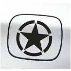 ショッピング星 米軍 US ARMY 車の給油口ステッカー / 星マーク / ドレスアップ デカール シール