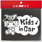 足利 たかうじ君 KIDS IN CAR 車 ステッカー キッズ イン カー 煽り運転 あおり運転 赤ちゃん 子供 乗ってます シール ゆるキャラ かわいい