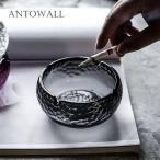 ANTOWALL 北欧スタイルクリスタルハンマーテクスチャガラス灰皿