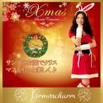 【訳あり】レディース サンタ コスプレ コスチューム サンタコス 衣装 サンタコスチューム クリスマス うさぎ耳 ウサギ耳 兎耳