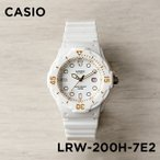 10年保証 CASIO カシオ スポーツ レディース LRW-200H-7E2 腕時計 キッズ 子供 女の子 チープカシオ チプカシ アナログ