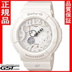 ネオンダイアルシリーズBGA-131-7BJFカシオ腕時計「ベビージー」レディース(白色〈ホワイト〉)