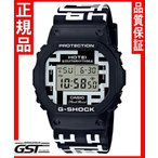 限定モデルGショック カシオ DW-5600HT-1JR 腕時計「HOTEI 35th ANNIVERSARY G-SHOCK GUITARHYTHM MODEL」メンズ(黒色〈ブラック〉)