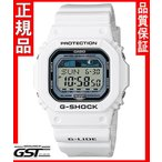 GショックGLX-5600-7JFカシオG-SHOCK腕時計「G-LIDE」メンズ(白色〈ホワイト〉)