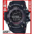 【新発売】GショックカシオGPR-B1000-1JR「マスターオブGレンジマン」GPSソーラー腕時計(黒色<ブラック>)