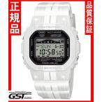 Gショック カシオGWX-5600WA-7JF「G-LIDE」ソーラー電波腕時計メンズ(白色〈ホワイト〉)