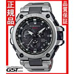 限定GショックカシオMTG-G1000RS-1AJF腕時計GPS電波ソーラー「MT-G」メンズ黒色(黒色〈ブラック〉)
