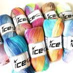 ICE Yarns カミラ コットンマジック毛糸