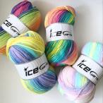 ICE Yarns マジックライト アクリル毛糸