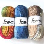 ICE Yarns モヘヤマジックグリッツ毛糸