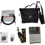 Fender Accessory Kit with Bag 『内容品:ケーブル、ストラップ、クロス、クリップチューナー、ピック、バッグ』
