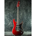 【ERNIE BALL4点セット付】Fender Japan Exclusive Aerodyne Stratocaster Medium Scale HSS OCR オールドキャンディアップルレッド