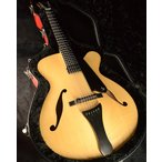 Marchione 16 inch Archtop / Natural -Old Kalamazoo Maple-《エレキギター》【クーポン配布中!!】