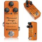 One Control Fluorescent Orange Amp In A Box 《エフェクター》『ポイント5倍中!』【クーポン配布中!】