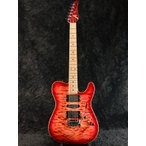 TOM ANDERSON Top T -Natural Red Burst with Binding-《エレキギター》
