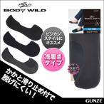 GUNZE(グンゼ) / BODY WILD (ボディワイルド)  / ソックス / 21BDD006