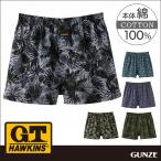 GT ホーキンス G.T.HAWKINS GUNZE(グンゼ) / G.T.HAWKINS(GTホーキンス) / トランクス(前あき)(紳士) / HK9515