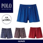 GUNZE(グンゼ) / POLO B.C.S. / トランクス