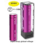 18650 Efest Vape バッテリー 充電器 3000mah 35A efest battery正規代理店