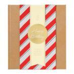 【ネコポス不可】GIFT WRAPPING ALBUM ギフトラッピングアルバム L party stripe GWAL-02【A】【キャンセル・返品不可】
