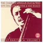 CHARLES MINGUS チャールズ・ミンガス/DUO & TRIO 輸入盤 CD