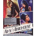 AMY WINEHOUSE エイミー・ワインハウス/I TOLD YOU I WAS TROUBLE : LIVE IN LONDON 輸入版 Blu-ray